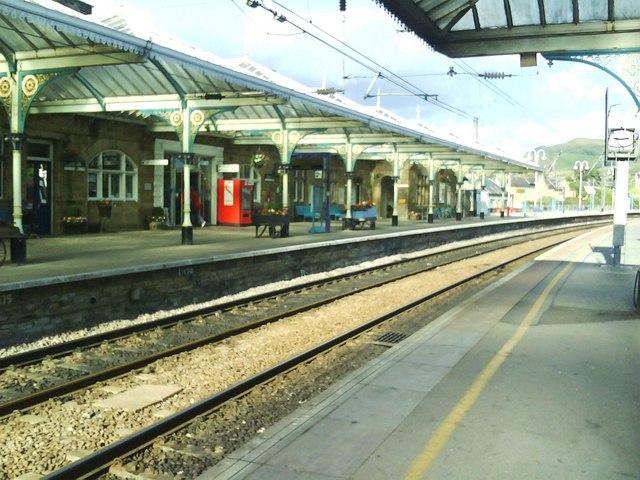 Skipton, Station