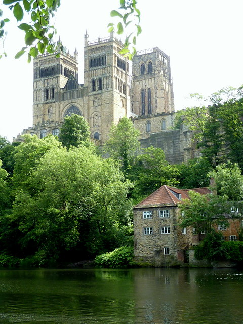Durham Cathedral and the Old Prebends Mill