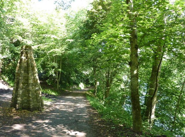 Riverside Walk by Prebends Bridge