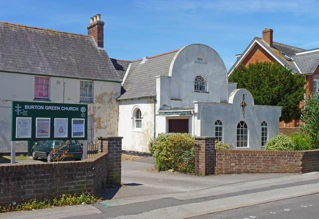 Burton Green Church