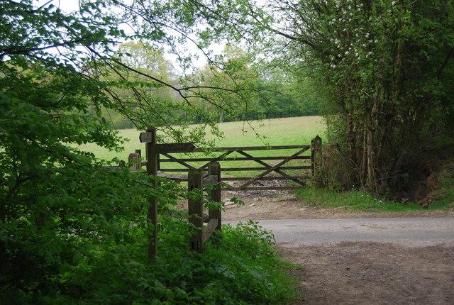 Fingerpost, Sussex Border Path