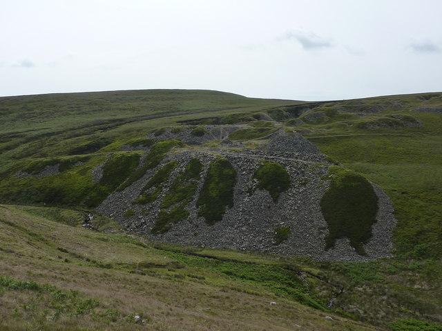 Reeve edge Quarry