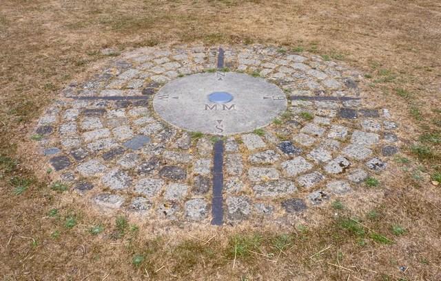 Millennium Stone, Burton
