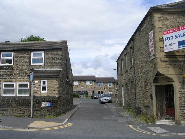 Charles Street - Blackmoorfoot Road