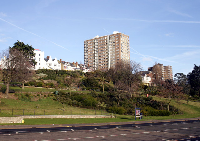 Westcliff Parade, Southend