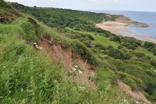 Tenant's Cliff subsidence