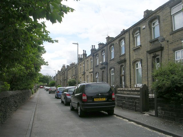 Chapel Terrace - Blackmoorfoot Road