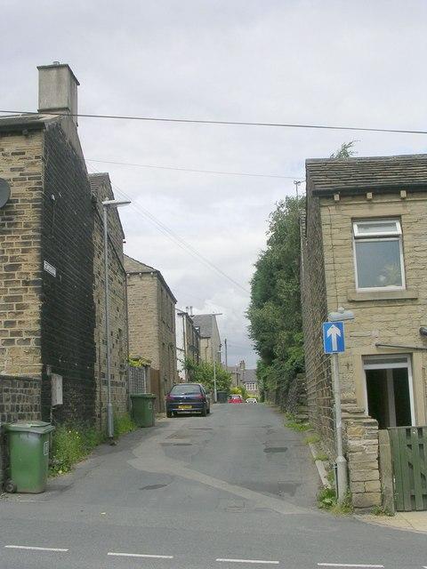 Matlock Street - Blackmoorfoot Road