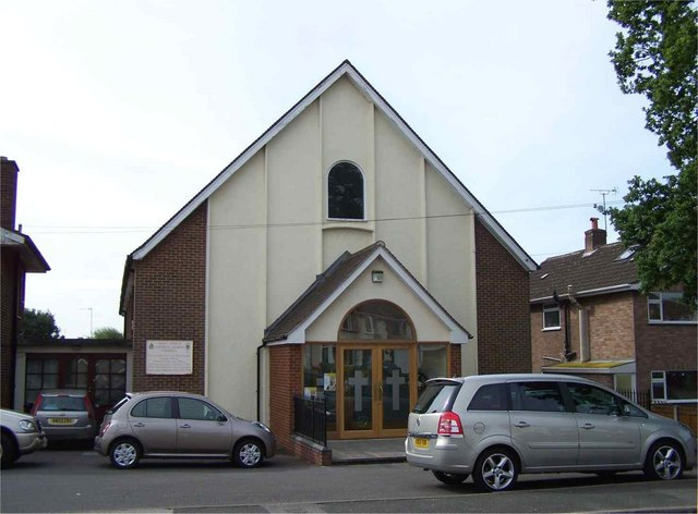 St Anne, Streetly