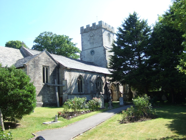 Winfrith Newburgh church