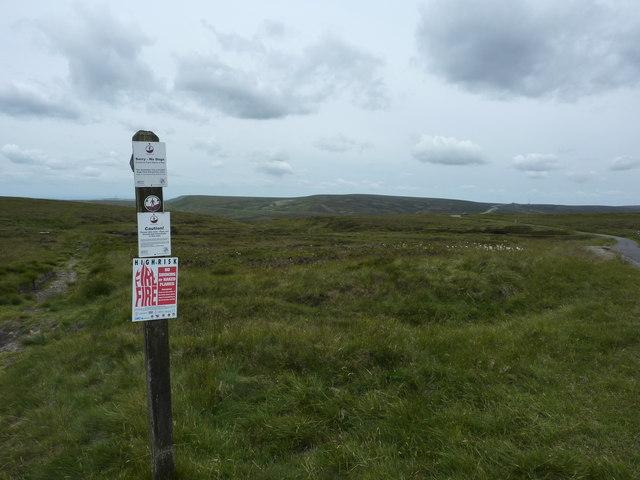Moorland risks
