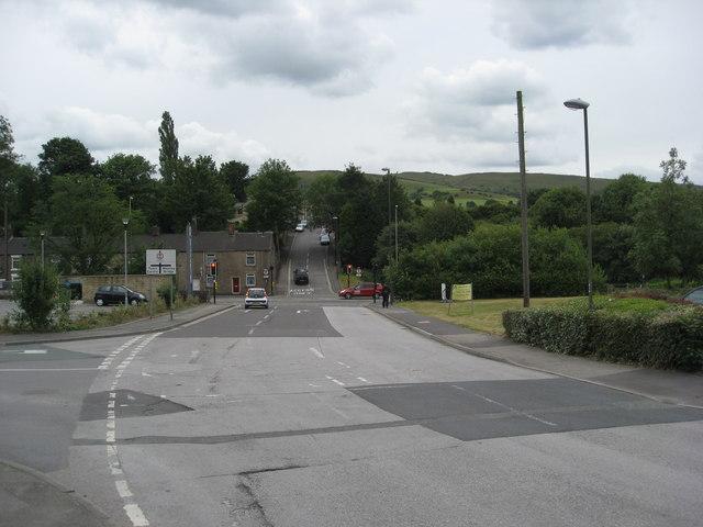 Glossop Brook Road