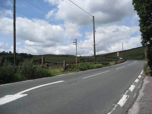 Glossop Road (A624)