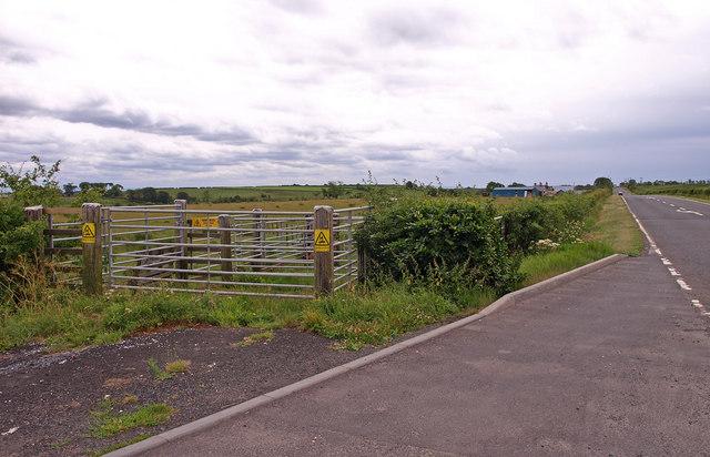 A736 near Deepstone Farm