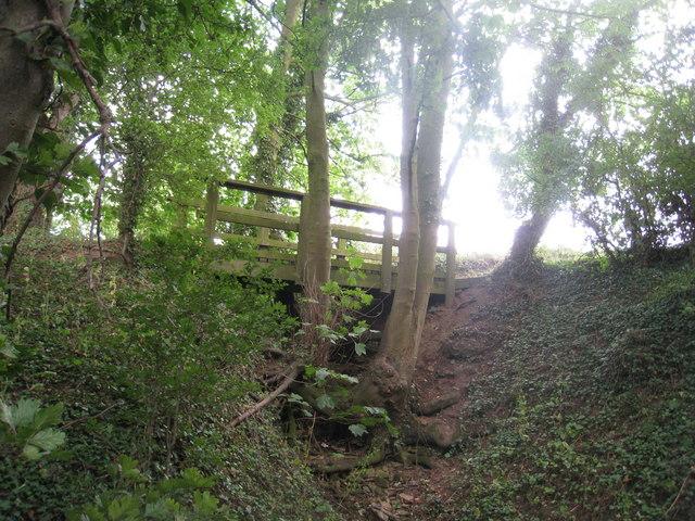 Footbridge near Alkborough