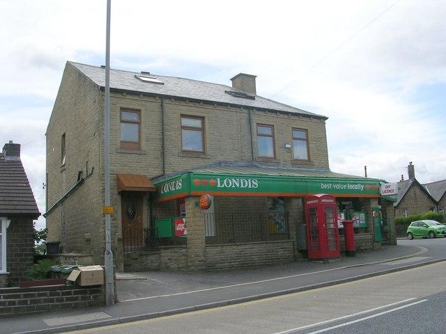 Londis - Blackmoorfoot Road