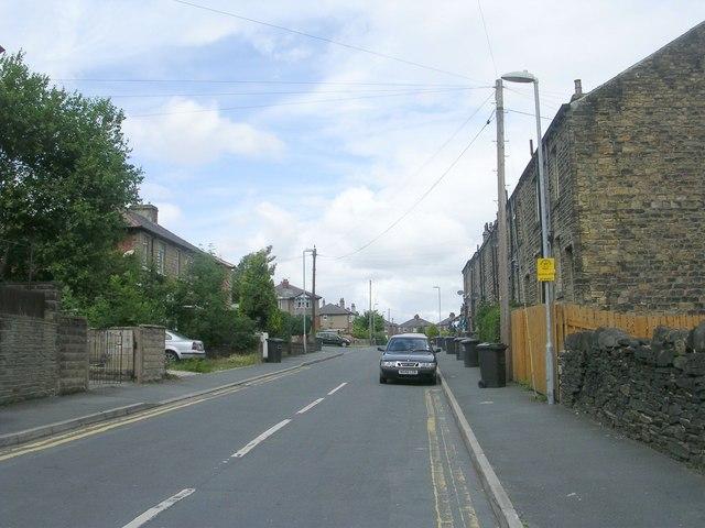 Gramfield Road - Blackmoorfoot Road
