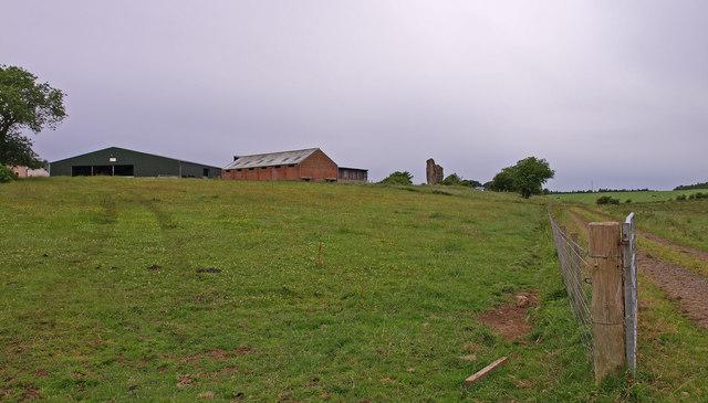 Auchenharvie Castle Farm