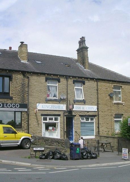Kingfisher Fish & Chips - Blackmoorfoot Road