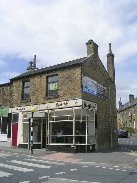 Hadfields' Bakery - Blackmoorfoot Road