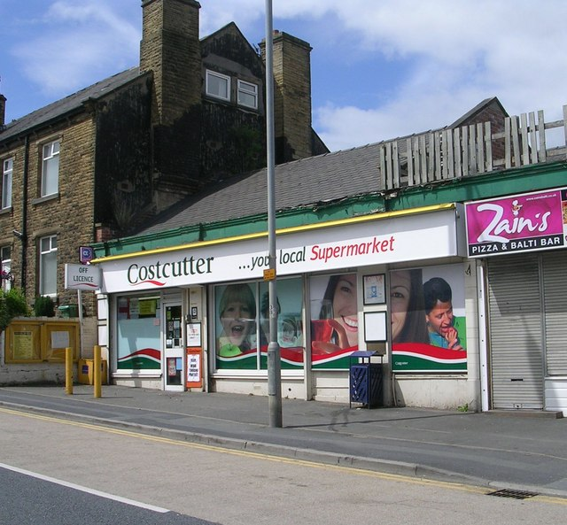Costcutter - Blackmoorfoot Road
