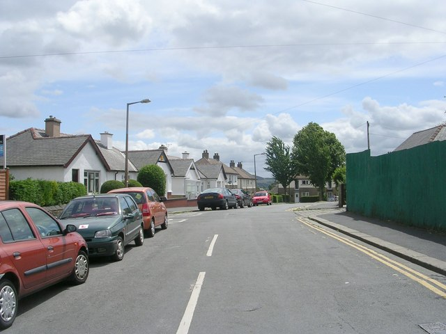 William Horsfall Street - Blackmoorfoot Road