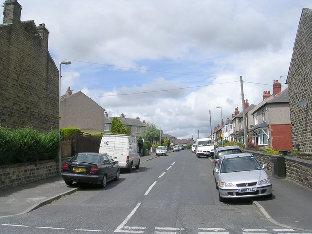 Frances Avenue - Blackmoorfoot Road