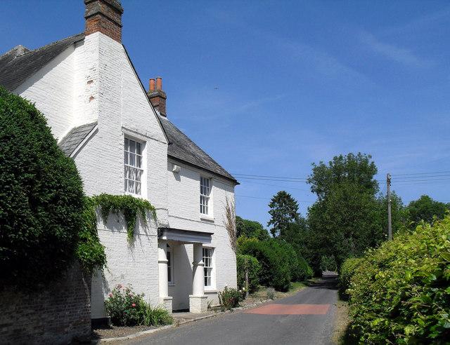 Farmhouse near Ipsden