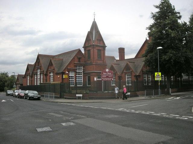 Aston-Yew Tree Community Centre