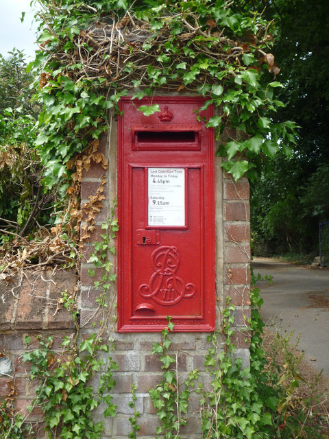Edward 7th postbox