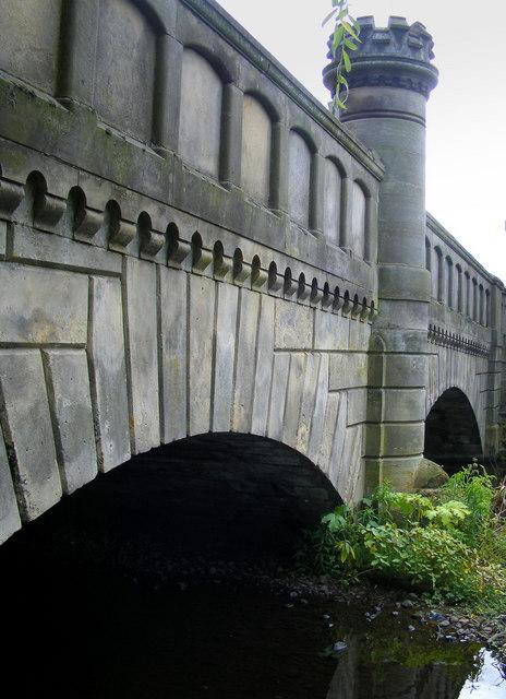 Castle Bridge at Forres