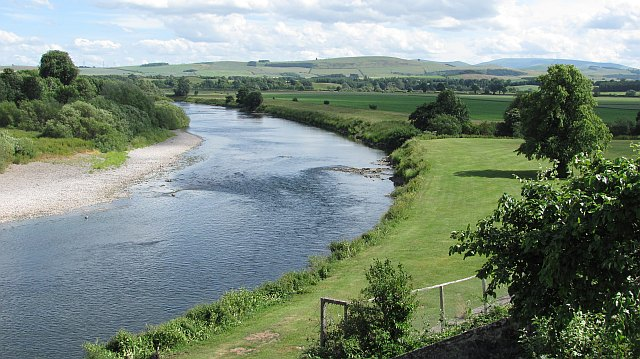 River Tweed from Coldstream
