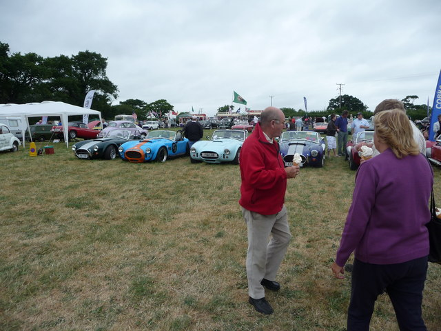 Culmstock : Culmstock Wheels Classic Car Show
