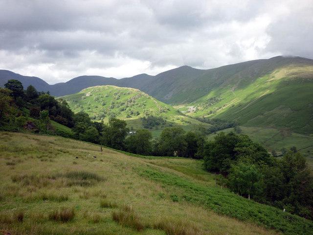 Rough pasture, Troutbeck