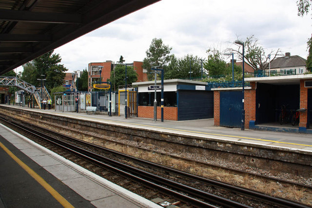 Bexleyheath Station