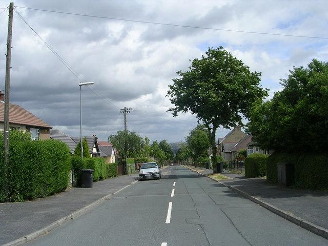 Stainecross Avenue - Balmoral Avenue