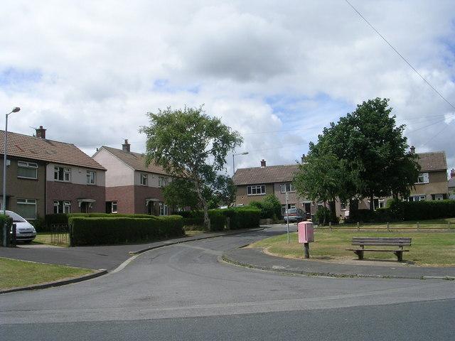 Elgin Close - Balmoral Avenue