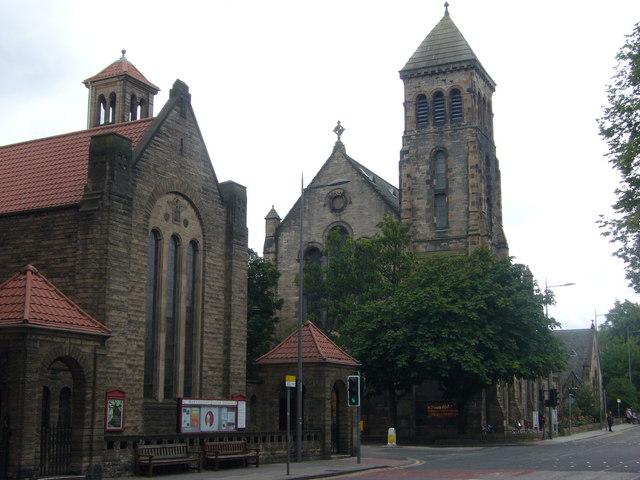 Churches at Holy Corner