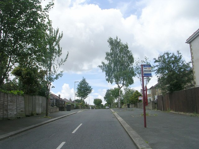 Foster Avenue - Dryclough Road