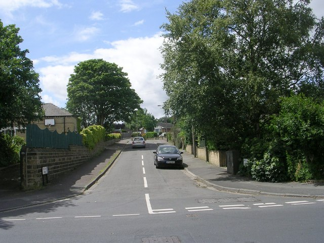 Dryclough Avenue - Dryclough Road