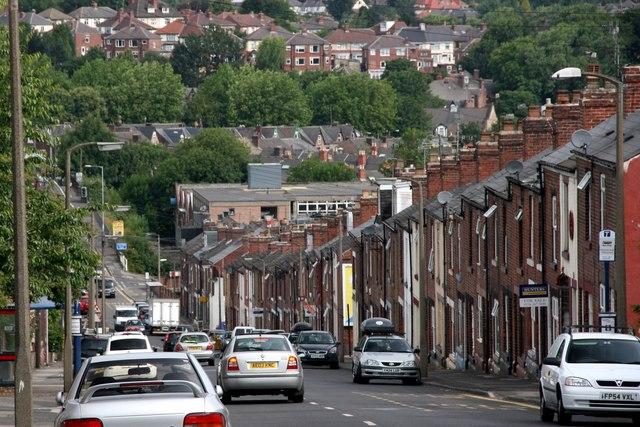 Woodseats Road, Sheffield