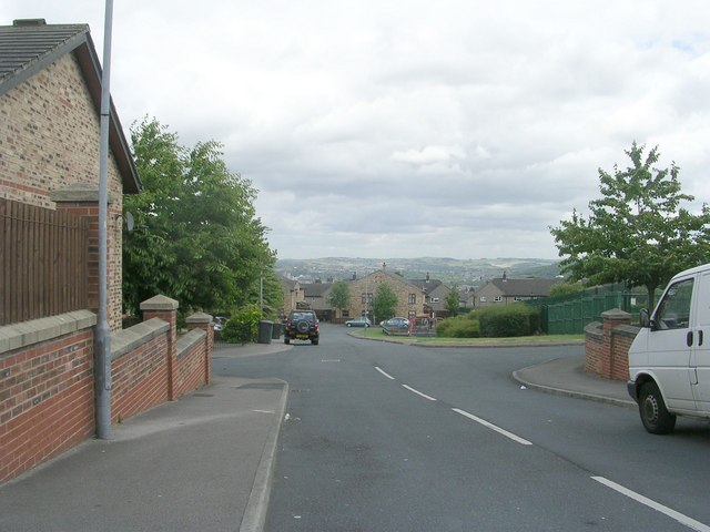 Wellfield Bank - Dryclough Road