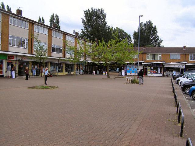 Alkrington Shopping Precinct