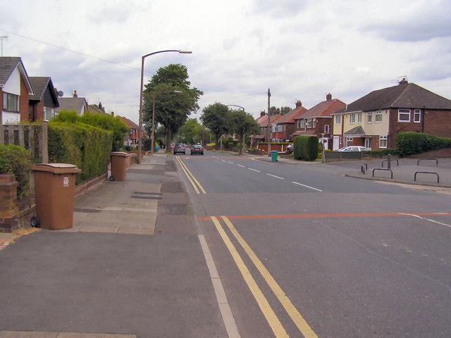 Kirkway, Alkrington Garden Village