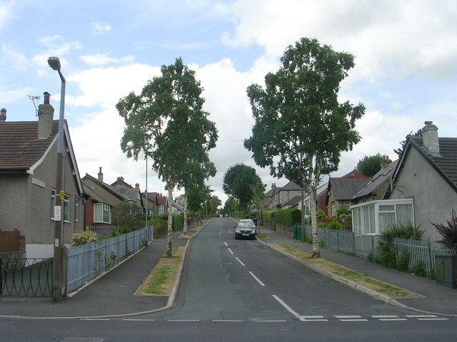 Stainecross Avenue -  Dryclough Road