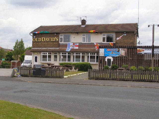 Old David's