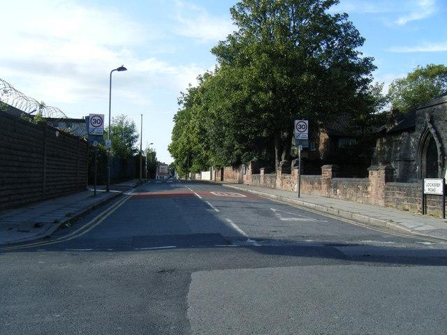 Lockerby Road