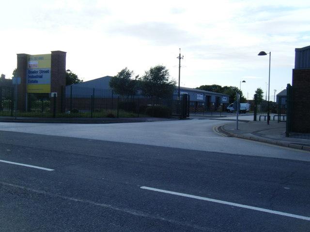Boaler Street Industrial Estate