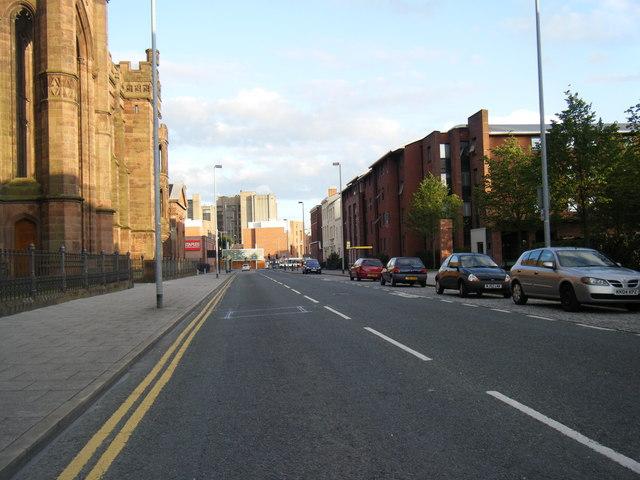 Shaw Street