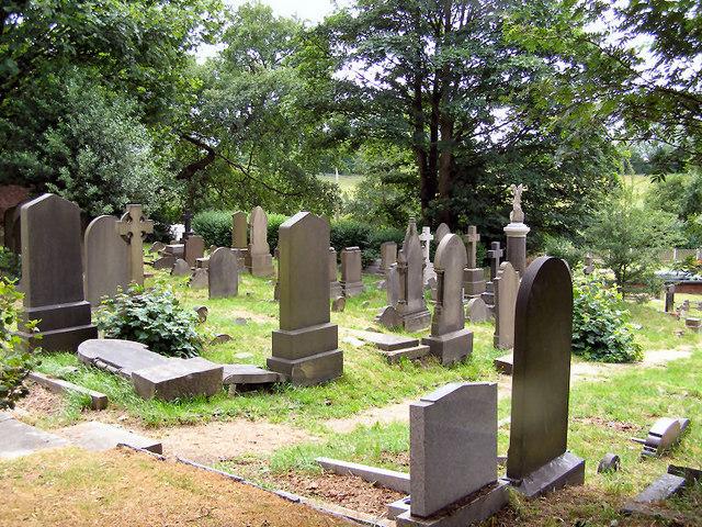 St Michael's Church Graveyard